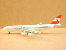 Austrian Airlines A340-212 (NC) (OE-LAG), 1:400 Dragon Wings