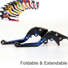 For Suzuki SV650/S 1999-2009 2008 2007 Folding&Extending Brake Clutch Levers