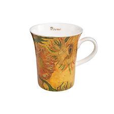 Goebel Sonnenblumen II Tasse NEUHEIT Künstlerbecher Artis Orbis Vincent van Gogh