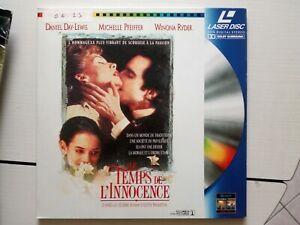Temps De L'Innocence (Le) [Film 3 Faces, Ref LD14626 de 1994] Très bon état