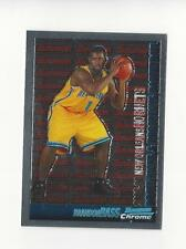 2005-06 Bowman Chrome #137 Brandon Bass RC Rookie Hornets