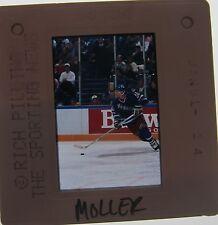 RANDY MOLLER NEW YORK RANGERS Quebec Nordiques BUFFALO SABRES ORIGINAL SLIDE 1