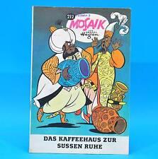 Mosaik 212 | Digedags Hannes Hegen Originalheft | DDR | Sammlung original RJ 17