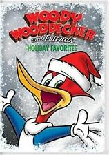 WOODY WOODPECKER AND FRIENDS -2016 LIMITED ED DVD HOLIDAY FAVORITES + 2 FILMS