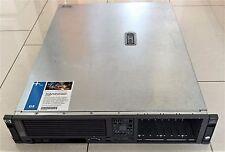 HP ProLiant DL380 G5 SP6358TV, 2x Xeon E5320 QC, SAS P400 RAID, 32GB RAM, No HDD