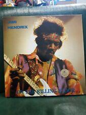 "Jimi hendrix ""On the killing floor"" box set Excellent condition! White vinyl."