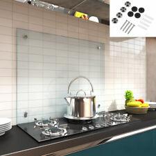 Küchenrückwand 80x50CM Herdspritzschutz 6mm ESG Glas Fliesenspiegel 🥘