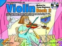 PROGRESSIVE VIOLIN METHOD FOR YOUNG BEGINNERS 2