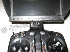Spektrum DXe FPV LCD Monitor Bracket Mount Fits Most Monitors! 1/4 Screw