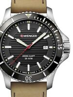 Wenger 01.0641.125 Seaforce Herren 43mm 20ATM