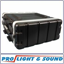4 RU Unit Rackcase Roadcase Road Flight Rack Case