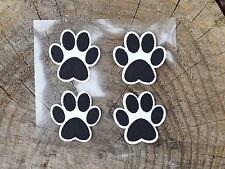 4 Pfoten Katze Bär und Co. Aufnäher Applikation Aufbügler
