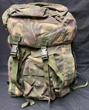 More details for british military woodland dpm short convoluted back irr bergen rucksack