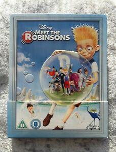 Disney Meet the Robinsons Blu Ray Steelbook