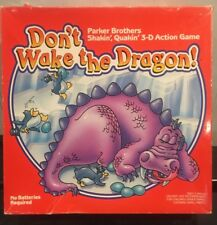 Don't Wake The Dragon! by Parker Brothers 1986 Free Shipping!
