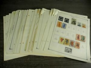 CONGO, Excellent Stamp Collection hinged/mounted on Scott International pages