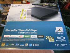 Samsung Blu-Ray Disc Player/DVD Player BD-JM51