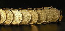 Bracelet de 17 Kopeks de 10 argent 1913-1915 Russian Empire russe silver c1915