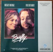 LASERDISC Movie: Charles Bukowski's BARFLY - Mickey Rourke - Collectible
