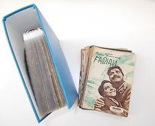 120x DDR Progress Filmprogramm, Filmillustrierte - Sammlung. Gelocht