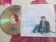 Jamie Cullum – Twentysomething Label: Universal UK 14 tracks Promo CD Album