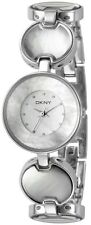 Donna Karan  Women's Gray Mother of Pearl Dial and Bracelet NY4720