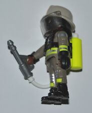 34875 Bombero color playmobil firefighter