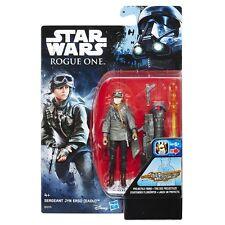 17198 Star Wars Rogue One JYN ERSO Eadu 3.75in 10cm Figure B7275 Hasbro