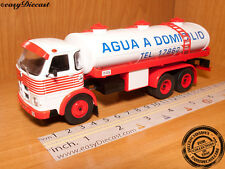 PEGASO COMET - AGUA (WATER TRANSPORT) 1:43 TRUCK CAMION