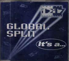 Global Split-Its A cd maxi single eurodance holland