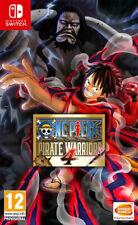 One Piece: Pirate Warriors 4 (Switch)  BRAND NEW SEALED