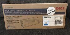 NEW OKI C710 Series Cyan Large Capacity Toner Cartridge 43866103