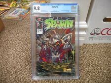 Spawn 33 cgc 9.8 Todd McFarlane cover art Image 1995 WHITE pgs MINT Violator