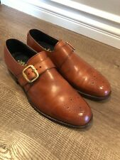 Herring Shoes Single Monk strap UK7F US8 England - trickers loake grenson alden