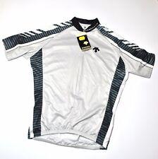 DESCENTE Chevron Jersey Cycling Bike Short Sleeve Jersey Size M