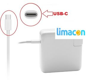 Replacement USB-C Charger Adapter 87W 20.2V 4.3A USB-C UK