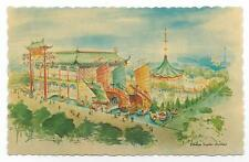 HONG KONG PAVILION,THE CROWN COLONY CLUB~NYWF,NEW YORK WORLD'S FAIR 1964-65