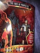 Doctor who   The fires of pompeii   two  figure set