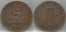 France - Indo-China  - 1 centime 1888 A - Indo-China