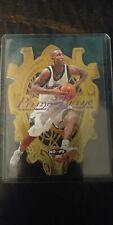 SKYBOX NBA HOOPS 1998-99 PRIME TWINE STEPHON MARBURY DIE CUT 393/500 Panini Nba