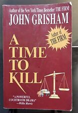 A Time to Kill by John Grisham (1992, Paperback) Great Condition - No Dog Ears!