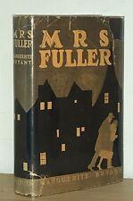 Marguerite Bryant - Mrs Fuller - 1st 1st 1925 Original DJ - Detective Mystery NR