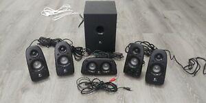 Logitech Z506 5.1 Surround Sound Speaker System Wie Neu