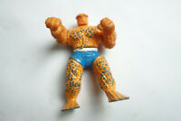 Fantastic Four Metal Mania Diecast The Thing Loose Marvel Figure Toy Biz 1995