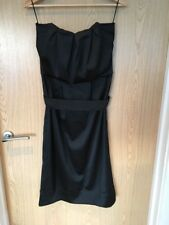 Ladies TopShop Tall Strapless Dress - Size 12 - BNWT For £38