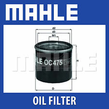 Mahle Oil Filter OC475 (fits Nissan, Renault)