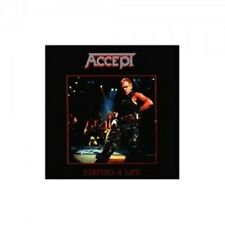 "Accept ""uscirai a Life"" 2 CD HEAVY METAL NUOVO"
