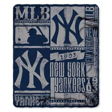 New York Yankees Fleece Throw Blanket