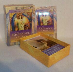 ++ Doreen Virtue - Das Erzengel Orakel - 45 Karten und Anleitung ++