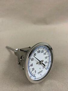Ashcroft Bimet Thermometer